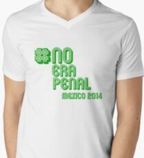 #NoEraPenal - No era penal Men's V-Neck T-Shirt