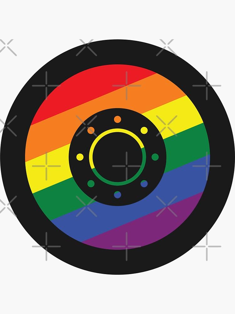 Gay Shield by aoifeenns