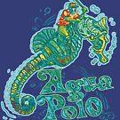 Agua Polo by MudgeStudios