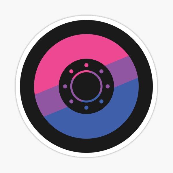Bi Shield Sticker