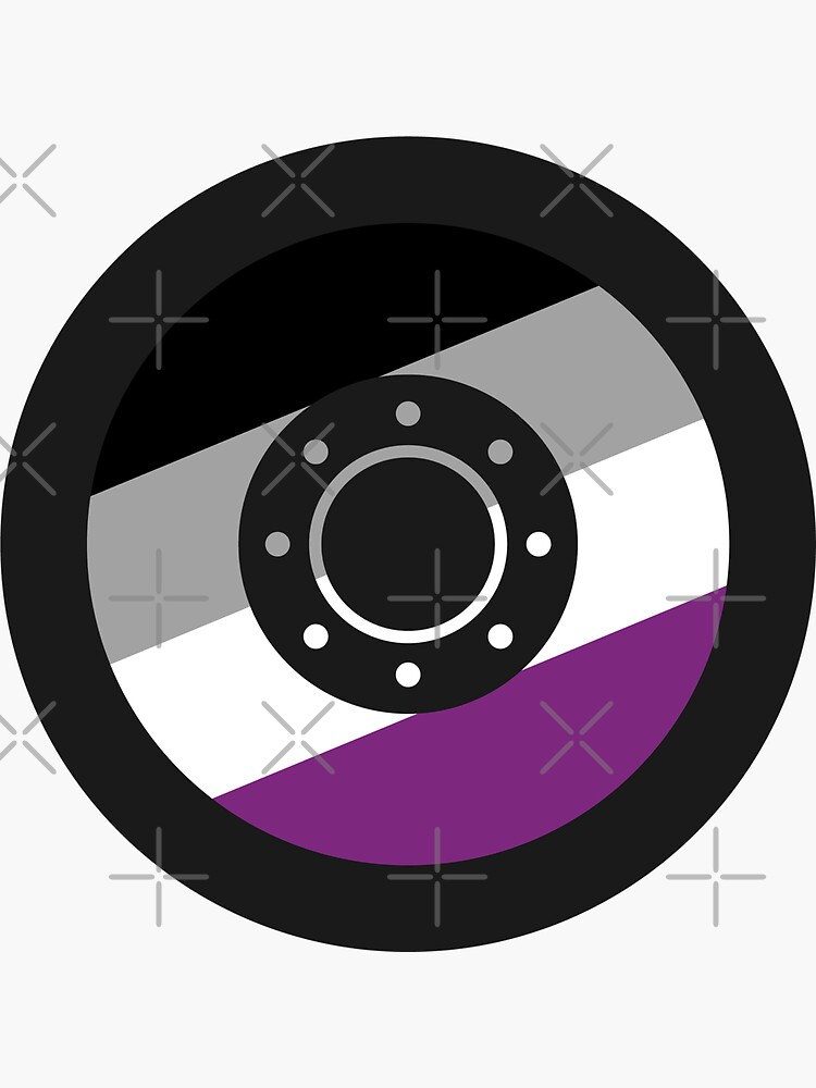 Asexual Shield by aoifeenns