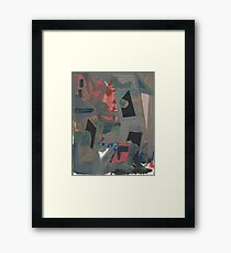 HAVE TIME WILL TRAVEL(C2016) Framed Print