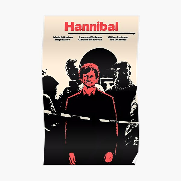 Hannibal - Will Graham Poster