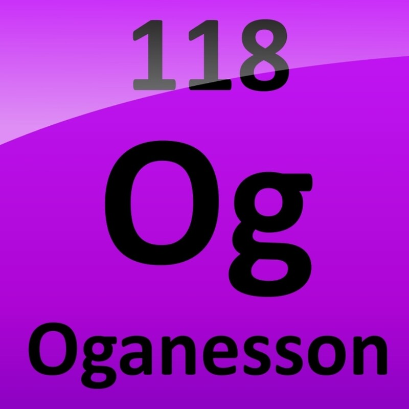 Oganesson element 118 periodic table symbol spiral notebooks by oganesson element 118 periodic table symbol urtaz Gallery