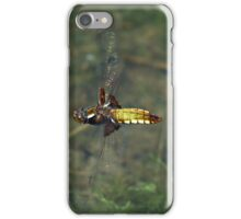 Broad-bodied chaser iPhone Case/Skin