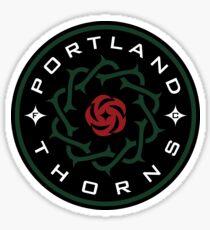 Pegatina Espinas de Portland