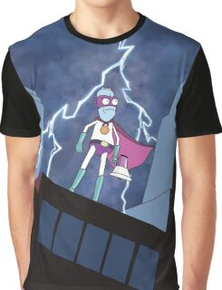Eyehole Man - The Animated Series (parody) Graphic T-Shirt