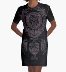 PAX ROMANA Graphic T-Shirt Dress