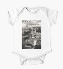Manhattan - Pearl of the Orient One Piece - Short Sleeve