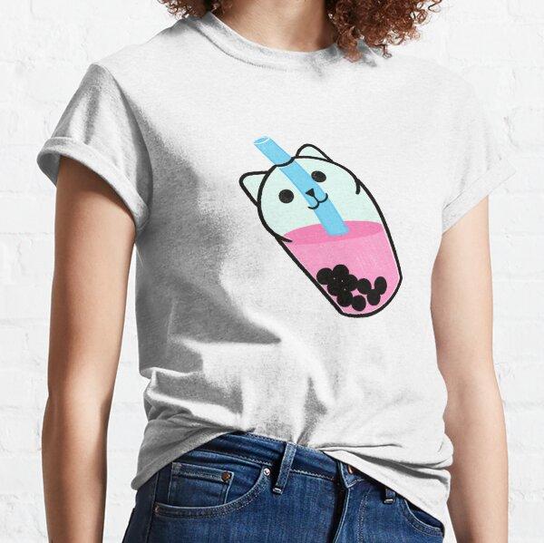Cat boba Classic T-Shirt