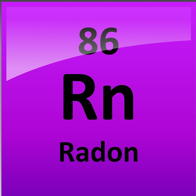 Radon Periodic Table Element Symbol Drawstring Bags By Sciencenotes