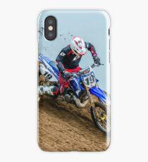 Motorcross Art iPhone Case