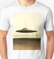 Scifi crimes Unisex T-Shirt