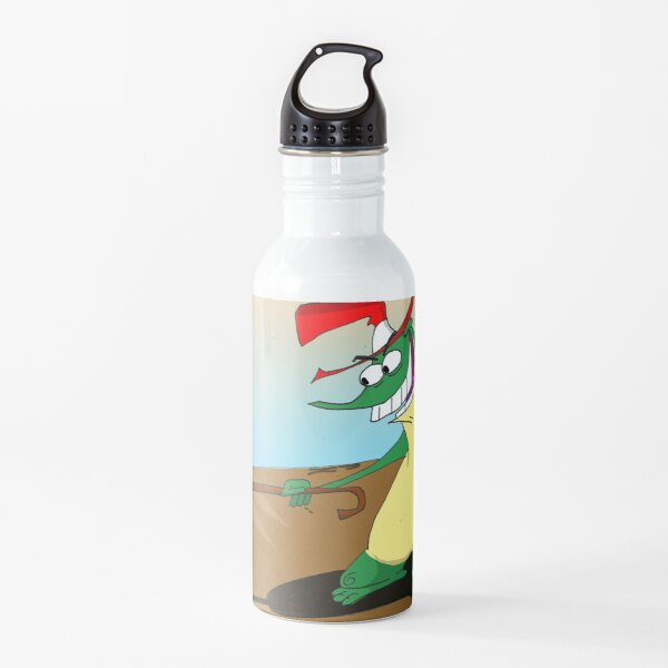 Crappon In A Hat - The Maxx Homage Water Bottle
