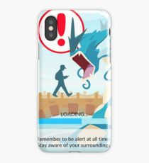 Beware your surroundings! iPhone Case/Skin