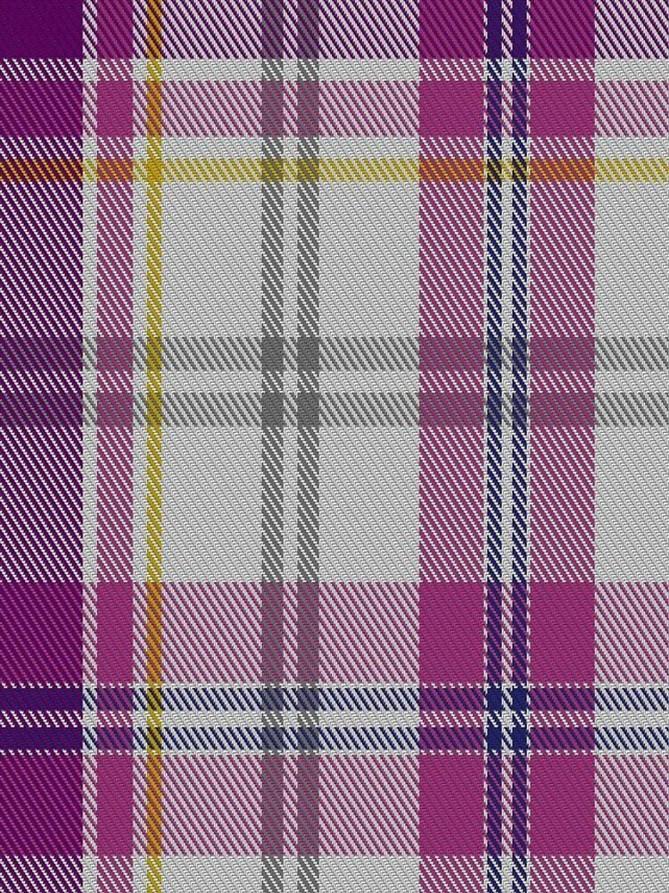 01066 Confederate Rose Commemorative Tartan by Detnecs2013