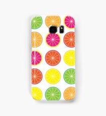 Citrus burst Samsung Galaxy Case/Skin