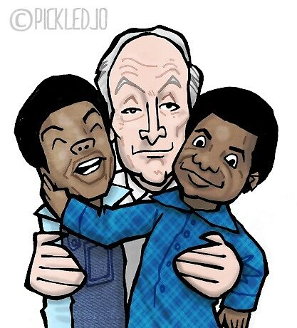Diff'rent Strokes by pickledjo