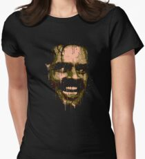Jack - Here's Johnny!  Women's Fitted T-Shirt