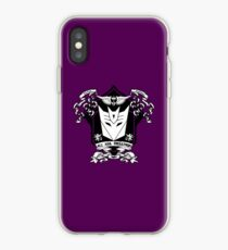 All Hail Megatron iPhone Case