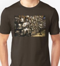 The Fashion Parade of Armour for the Ordinary Soldier T-Shirt