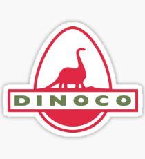 Dinoco (Toy Story) Sticker