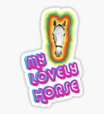 Fr. Ted - My Lovely Horse Sticker