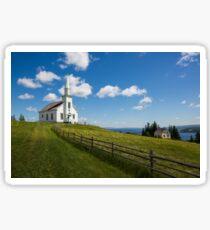 Highland Village, Cape Breton Sticker