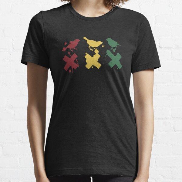 Ajax 3 little birds Essential T-Shirt