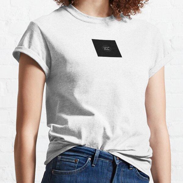 Simple lettering black design (37) Classic T-Shirt