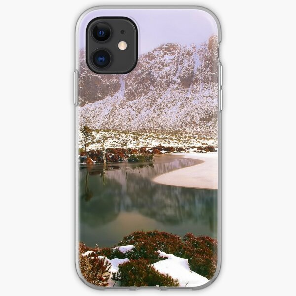 Winter in the Walls of Jerusalem iPhone Soft Case