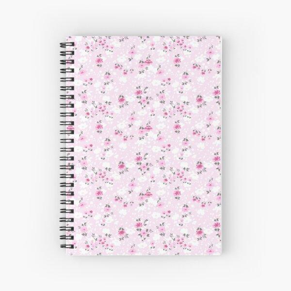 FLORAL TREND Spiral Notebook
