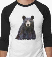 Black Bear Baseball ¾ Sleeve T-Shirt