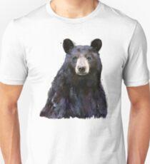 Black Bear Slim Fit T-Shirt