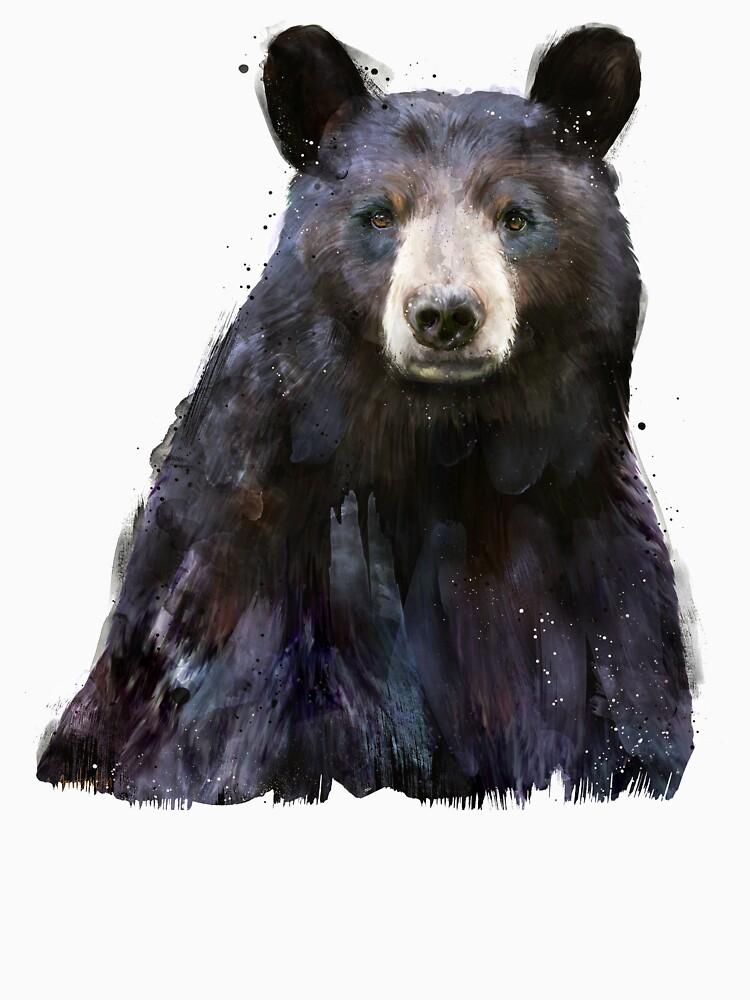 Black Bear by AmyHamilton