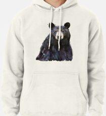 Black Bear Pullover Hoodie