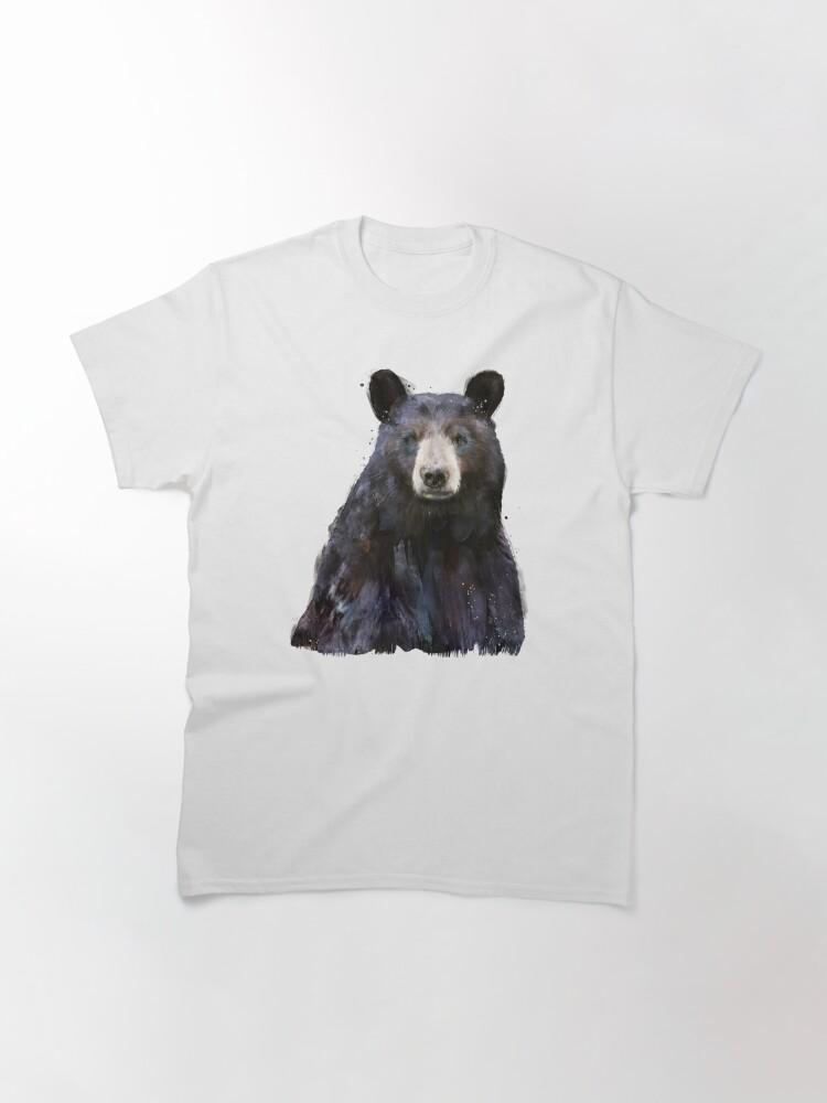 Alternate view of Black Bear Classic T-Shirt