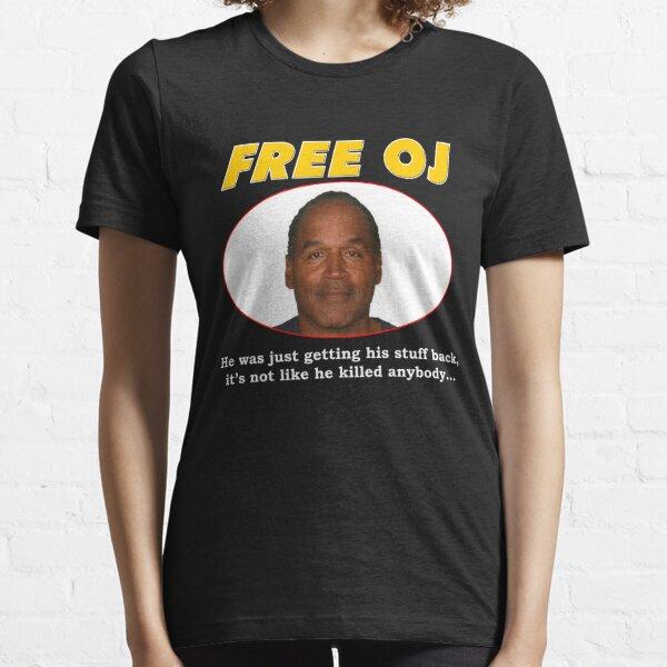 Free OJ Essential T-Shirt