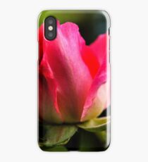 Rose bud iPhone Case/Skin