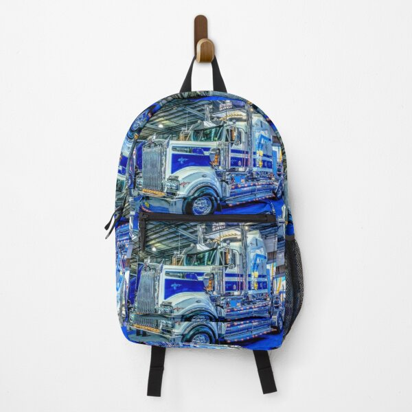 Max Chrome! Backpack