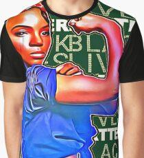 ROSIE THE SOCIAL ACTIVIST Graphic T-Shirt