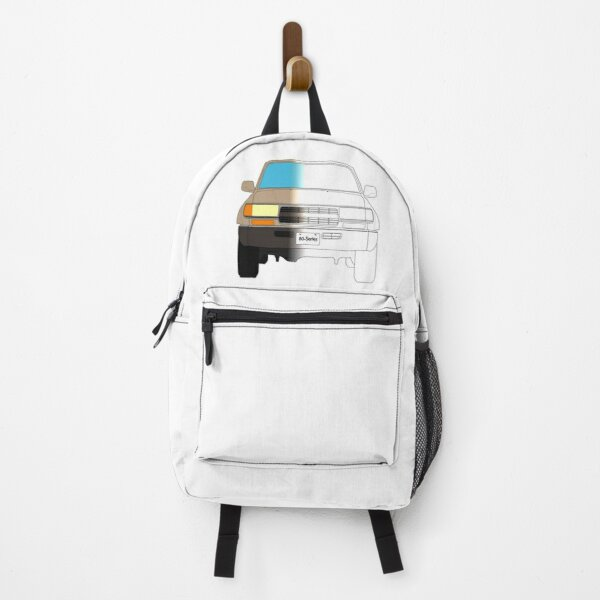 '80-Series' - Toyota Land Cruiser 80 - Outline Series #4 Backpack