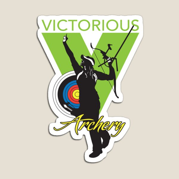 Victorious Archery Girl  Magnet