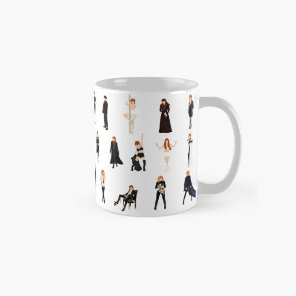L'histoire de ... Mylene Farmer par MaxFrackowiak - Mug Mug classique
