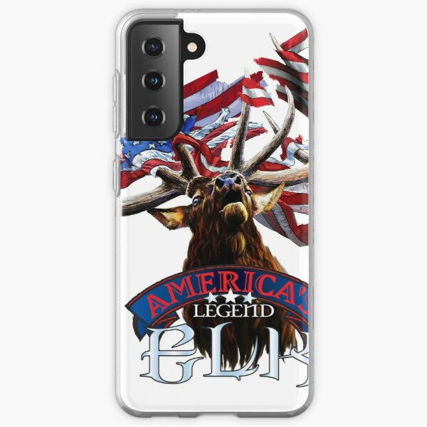 America's Legend Elk Samsung Galaxy Soft Case