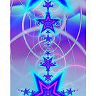 Ultraviolet Stars by Heather Payson