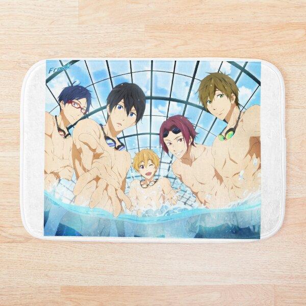 CHARACTERS - FREE! Bath Mat