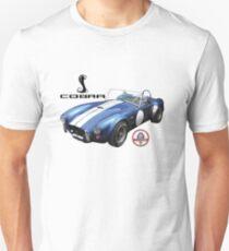 Car, AC Cobra Unisex T-Shirt