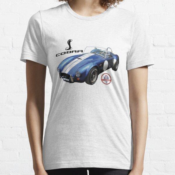 Evolution of Man AC Cobra Classique Voiture T-shirt.