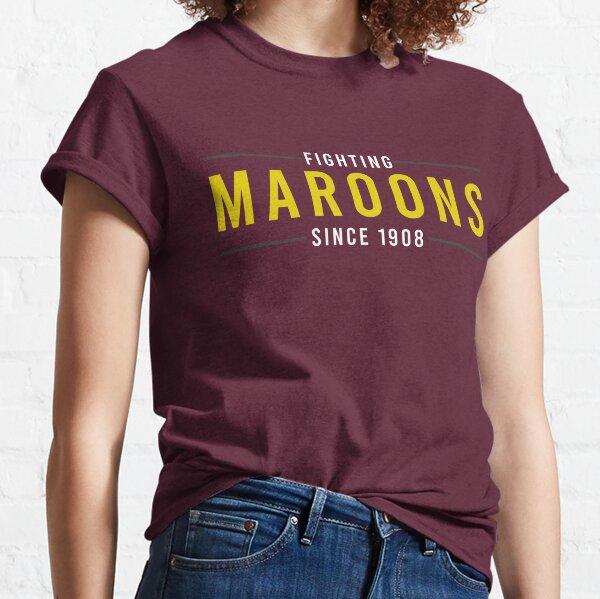 Fighting Maroons (Light on Dark) Classic T-Shirt